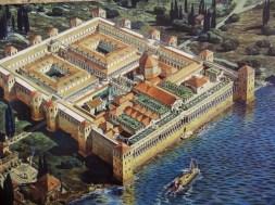 Palacio de Diocleciano original